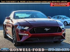 New 2019 Ford Mustang GT Coupe For Sale in Roswell, NM