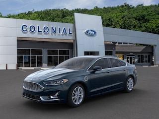 New 2020 Ford Fusion Energi Titanium Sedan in Danbury, CT