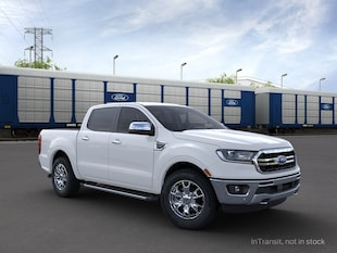 2020 Ford Ranger Truck SuperCrew 4X2
