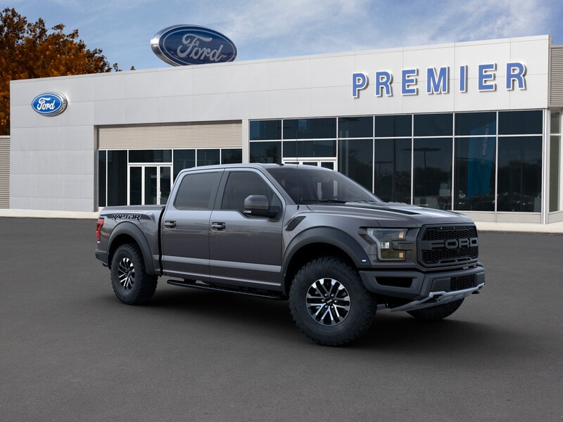 Featured New 2019 Ford F-150 Raptor Truck SuperCrew Cab for Sale in Brooklyn, NY