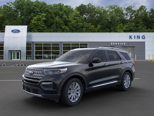 2020 Ford Explorer Limited SUV 1FMSK8FH0LGA76257