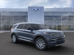 New 2021 Ford Explorer Limited SUV FAE210011 in Getzville, NY