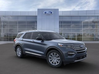 2021 Ford Explorer Limited SUV Buffalo