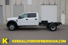 2020 Ford F-450 Chassis XL Truck Crew Cab