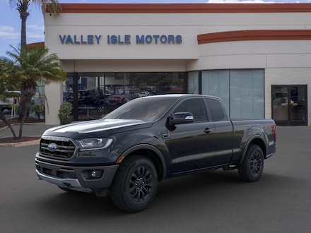 Featured New 2020 Ford Ranger Lariat Truck SuperCab 1FTER1FH8LLA17260 for Sale in Kahului, HI