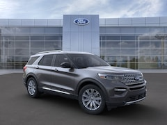 New 2020 Ford Explorer Limited SUV 1FMSK8FH8LGC32013 in Rochester, New York, at West Herr Ford of Rochester