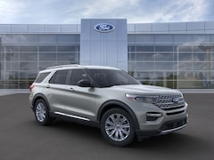 New 2020 Ford Explorer Limited SUV 1FM5K7FW1LGC65649 in Rochester, New York, at West Herr Ford of Rochester