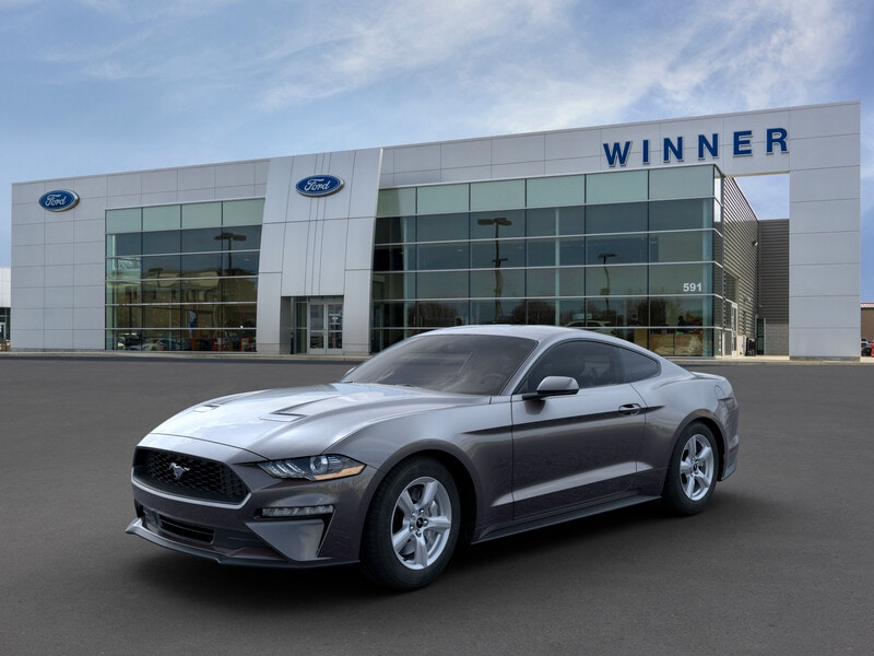 Featured new 2019 Ford Mustang Ecoboost Coupe for sale in Dover, DE