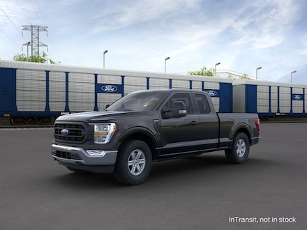 Featured New 2021 Ford F-150 XL Truck for Sale in Butler, PA