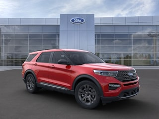 New 2021 Ford Explorer XLT SUV For Sale in Wayland, MI