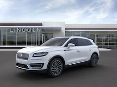 New 2020 Lincoln Nautilus For Sale Near Piscataway