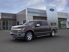 New 2020 Ford F-150 Lariat Truck SuperCrew Cab Monroeville, PA