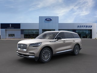 New 2020 Lincoln Aviator Reserve SUV LGL18438 in East Hartford, CT