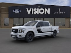 2020 Ford F-150 XLT 4x4 SuperCrew Cab Styleside 5.5 ft. box 145 in Truck SuperCrew Cab