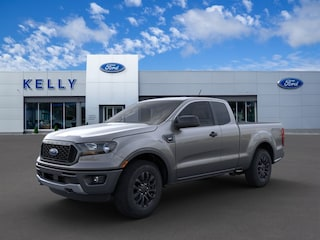 2021 Ford Ranger XLT 4WD Supercab 6 Box Truck