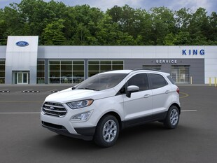 2020 Ford EcoSport SE Crossover MAJ6S3GL0LC369889