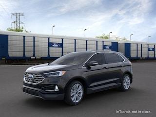 New 2020 Ford Edge Titanium Crossover in Danbury, CT