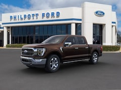 2021 Ford F-150 King Ranch (King Ranch 4WD SuperCrew 5.5 Box) Truck SuperCrew Cab