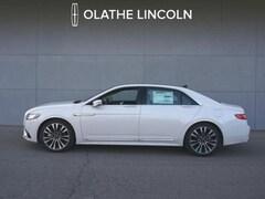 2019 Lincoln Continental Reserve AWD Reserve  Sedan