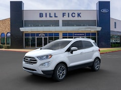 New 2019 Ford EcoSport Titanium SUV for sale in Huntsville