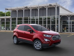 New 2020 Ford EcoSport SE SUV F4154 in Altoona, PA