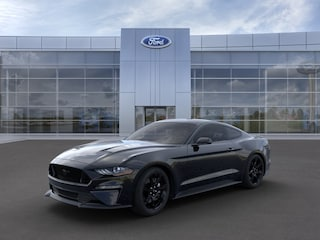 2020 Ford Mustang GT, 300A, Spoiler, Black Wheels Coupe