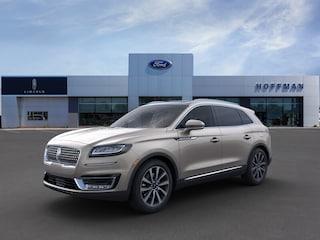 New 2019 Lincoln Nautilus Select SUV KBL11710 in East Hartford, CT