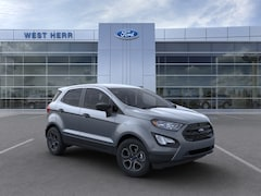 New 2020 Ford EcoSport S Crossover FRB201267 in Getzville, NY