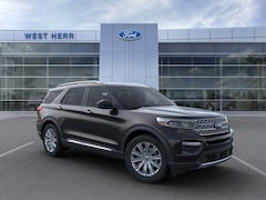 New 2021 Ford Explorer Limited SUV FAE210444 in Getzville, NY