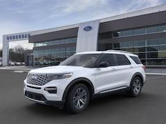 New 2020 Ford Explorer Platinum Platinum 4WD 200100 Waterford MI