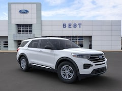 New 2020 Ford Explorer XLT SUV Nashua, NH