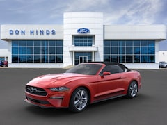 New 2020 Ford Mustang EcoBoost Premium Convertible in Fishers, IN