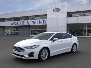 New 2020 Ford Fusion Hybrid SE Sedan 3FA6P0LU9LR221398 in Heidelberg, PA