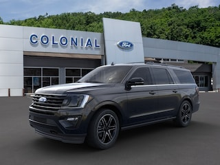 New 2020 Ford Expedition Limited MAX SUV in Danbury, CT