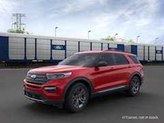 New 2021 Ford Explorer XLT SUV For Sale in Steamboat Springs, CO