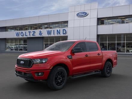 2020 Ford Ranger COURTESY LOANER SAVE BIG Truck SuperCrew 1FTER4FH2LLA84941