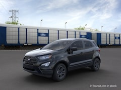 New  2020 Ford EcoSport S Crossover for sale in El Paso