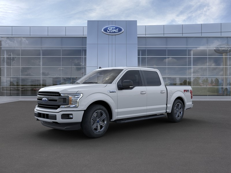 New 2020 Ford F-150 XLT Truck in Merrillville, IN