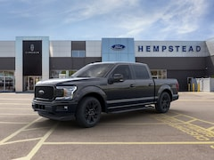 New 2020 Ford F-150 Lariat Truck SuperCrew Cab 30239 for sale in Hempstead, NY at Hempstead Ford Lincoln