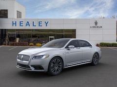 2020 Lincoln Continental Reserve AWD Sedan