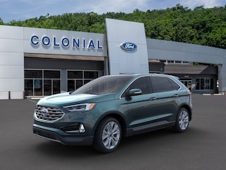 New 2020 Ford Edge Titanium Crossover in Danbury, CT