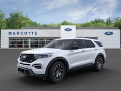 2020 Ford Explorer ST SUV For Sale In Holyoke, MA