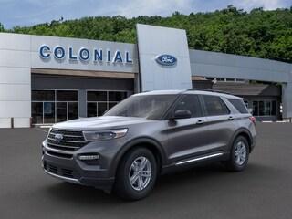 New 2020 Ford Explorer XLT SUV in Danbury, CT