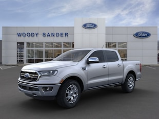 2020 Ford Ranger Lariat 4x4 Lariat  SuperCrew 5.1 ft. SB Pickup