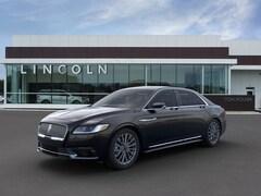 2020 Lincoln Continental Base Sedan