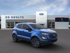 New 2020 Ford EcoSport S SUV in Jamestown, NY