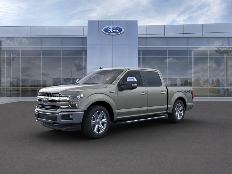 New 2020 Ford F-150 Lariat Truck in Merrillville, IN