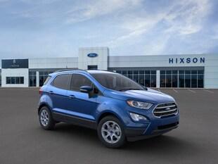 2020 Ford EcoSport SE SUV Front Wheel Drive