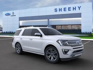 New 2020 Ford Expedition Platinum SUV in Warrenton, VA