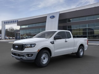 2020 Ford Ranger XL XL 4WD SuperCab 6 Box 201858